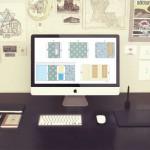 【デザイン事例8】新築戸建マイホームのペーパークラフト