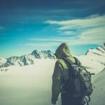 【gif】今回は山を登ってみます。よいっしょ、よいっしょ
